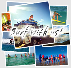 Come Surf With Us!