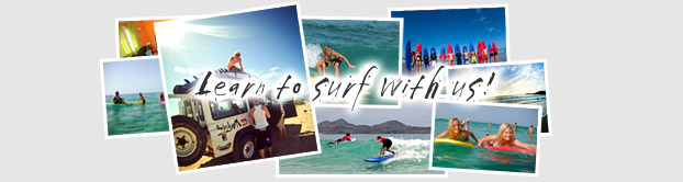 Quiksilver Surfschool - Learn To Surf With Us